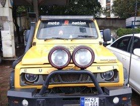 2013 Maruti Suzuki Gypsy MT for sale