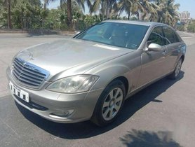 2009 Mercedes Benz S Class MT for sale at low price