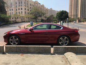 Used 2011 BMW 6 Series AT for sale