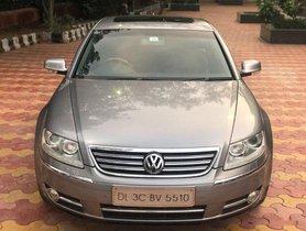 Used Volkswagen Phaeton  3.6 AT car at low price