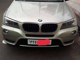 Used 2013 BMW X3 AT for sale