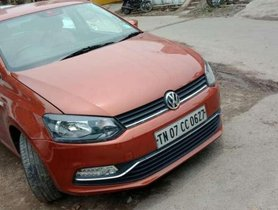 Used Volkswagen Polo 2015 MT for sale at low price