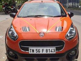 Used Fiat Avventura 2015 MT for sale