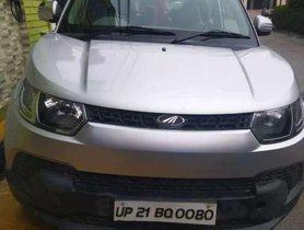 Used 2017 Mahindra KUV100 MT for sale