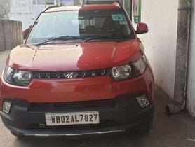 2017 Mahindra KUV100 MT for sale