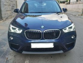 Used BMW X1 sDrive20d 2016 MT for sale