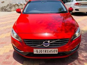 Used Volvo S60 2015 AT for sale at low price