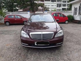 Used Mercedes Benz S Class 2010 AT for sale at low price