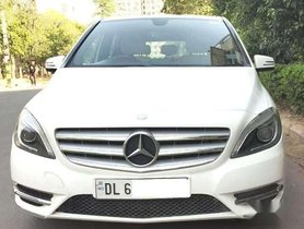 Used 2013 Mercedes Benz B Class Diesel AT for sale