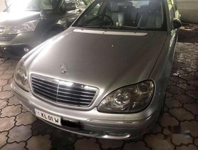 Used Mercedes Benz S Class AT for sale  at low price