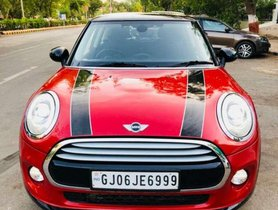 Used Mini Cooper D 2015 MT for sale