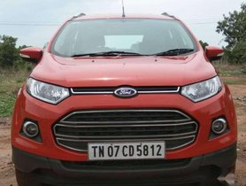 Used Ford EcoSport 2015 MT for sale  at low price
