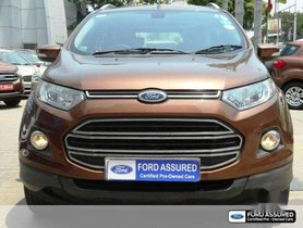 Ford Ecosport, 2015, Diesel MT for sale