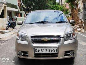 Chevrolet Aveo LT 1.4, 2009, Petrol MT for sale