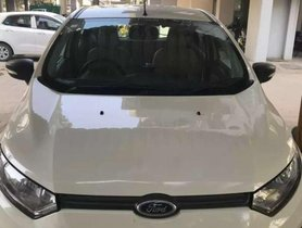 Used 2014 Ford Ecosport MT car at low price