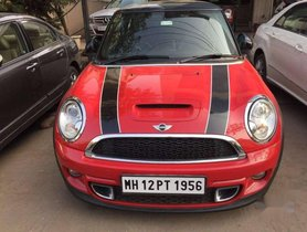 Mini Cooper S, 2013, Petrol AT for sale