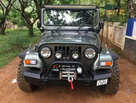 2015 Mahindra Thar CRDe MT for sale at low price