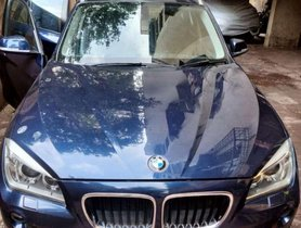2013 BMW X1 sDriver20d AT for sale at low price