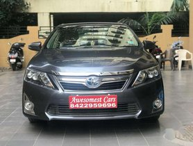 2013 Toyota Camry AT for sale at low price