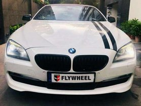 Used 2013 BMW 6 Series 650i Convertible AT for sale
