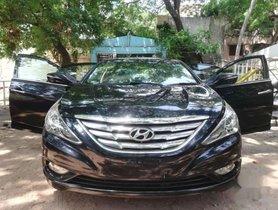 Hyundai Sonata 2.4 GDi MT, 2012, Petrol for sale