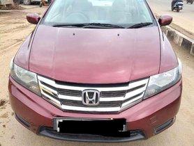 Used Honda City E 2013 MT for sale