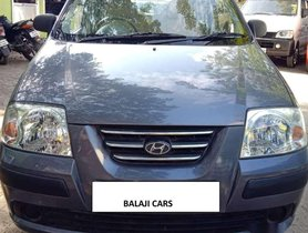 Used Hyundai Santro Xing GLS 2009 MT for sale