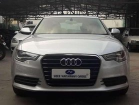 Used Audi A6, 2012, Diesel AT for sale