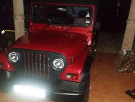 Used 2015 Mahindra Thar MT for sale