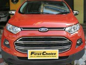 Ford Ecosport EcoSport Titanium 1.5 TDCi, 2015, Diesel MT for sale