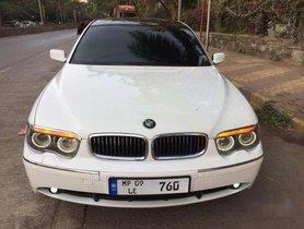 BMW 7 Series 740Li, 2004, Petrol AT for sale