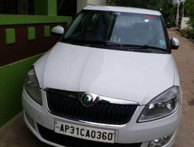 2012 Skoda Fabia MT for sale at low price
