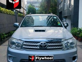 Toyota Fortuner 3.0 4x4 MT, 2009, Diesel for sale