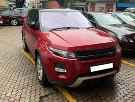 2013 Land Rover Range Rover Evoque  2.2L Pure AT for sale at low price