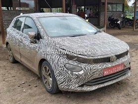 Tata Altroz Interior and Exterior Spied Again