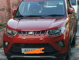 Used Mahindra KUV100 MT for sale at low price