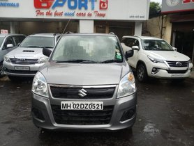 2015 Maruti Suzuki Wagon R  LXI MT for sale at low price
