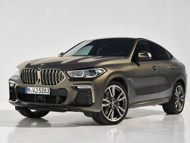 New-gen BMW X6 Spotted On Test In India For The First Time