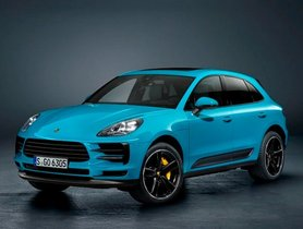 Porsche Macan Launched In India At Starting Price Of Rs 69.98 Lakh