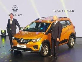 Renault Triber Vs Renault Kwid Comparison Of Price, Specifications, Interior