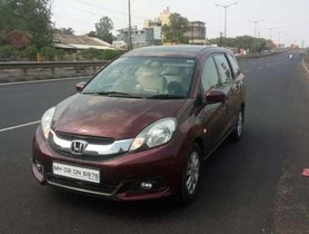 Used Honda Mobilio 2014 MT for sale  at low price