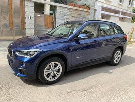 2016 BMW X1 sDrive 20d Exclusive AT for sale