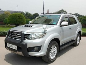Toyota Fortuner  4x2 4 Speed AT TRD Sportivo 2012 for sale