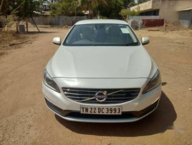 Volvo S60 Kinetic D4, 2016, Diesel AT for sale
