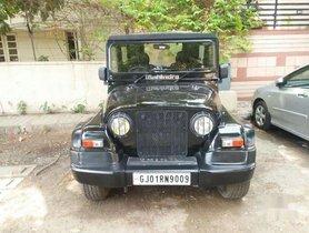 Mahindra Thar CRDe 4x4 AC, 2015, Diesel MT for sale