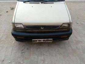 2000 Maruti Suzuki 800 MT for sale at low price