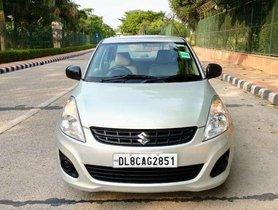 Maruti Suzuki Swift Dzire LXI, 2014, CNG & Hybrids MT for sale
