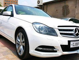 Mercedes-Benz C-Class 220 CDI AT, 2013, Diesel for sale
