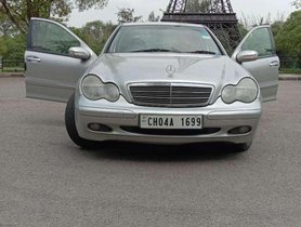 Mercedes-Benz C-Class 180 Classic, 2002, Petrol MT for sale