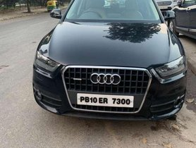 Audi Q3 35 TDI QUATTRO PREMIUM PLUS, 2014, Diesel AT for sale